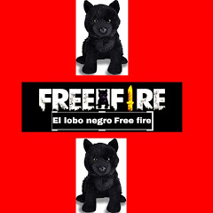 El lobo negro Free fire