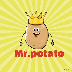 mr potato /مستر بطاطس