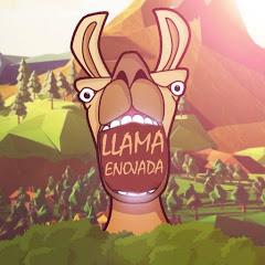 Llama Enojada