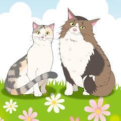 Pastel Cat World