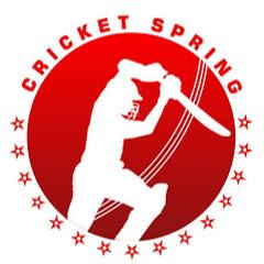 Cricket Spring