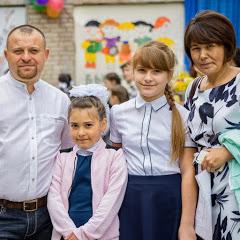 Семья Адамян