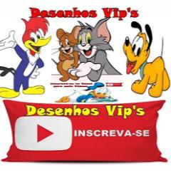 Desenhos VIPs Edu Henzel
