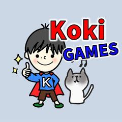 コーキゲームズ / Koki GAMES