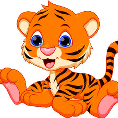 TIGER CARTOONS FOR CHILDREN