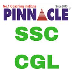 SSC CGL Pinnacle Coaching