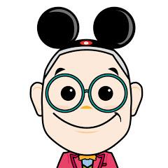 ディズニー大好き! うえちゃんTV