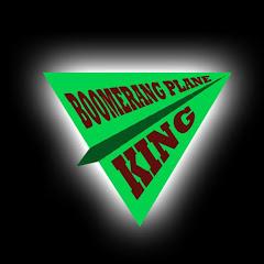 Boomerang Plane King