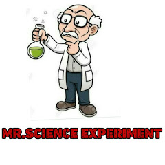 MR. SCIENCE EXPERIMENT
