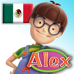 Alex, caricaturas educativas
