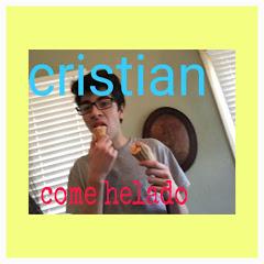 cristian come helado