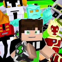 Ben 10 Minecraft'ta