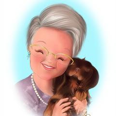 Laurie & Poo Doo Dog