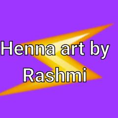 Henna art by Rashmi