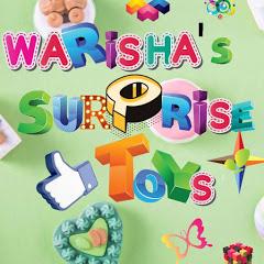 Warisha's Surprise Toys