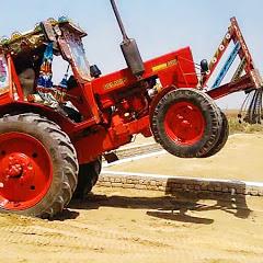 Adam tractor
