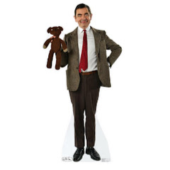 Mr Bean and Teddy