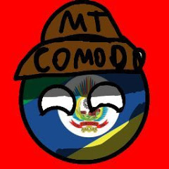 Comodoro BR countryball