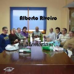 ALBERTO RIVEIRO, por Suso Moreira ** IN MEMORIAM **