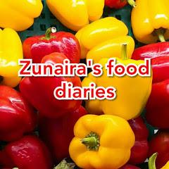 Zunaira's Food Diaries
