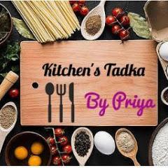 Kitchen's Tadka by Priya