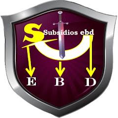 Subsídios EBD