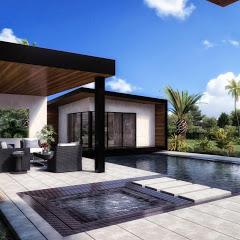 This Modern Mansion