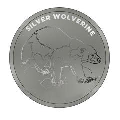 Silver Wolverine