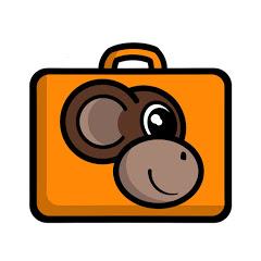Suitcase Monkey