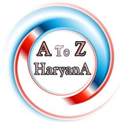 A to Z Haryana