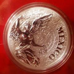 Numismatica Corazon De Plata