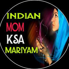 Indian Mom Ksa MARIYAM