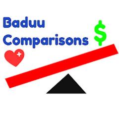 Baduu Comparisons