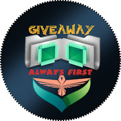 Giveaway [ Always First ]