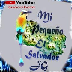 Mi Pequeño El Salvador JG