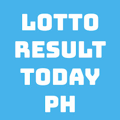 Lotto Result Today PH