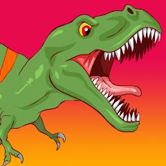 สอนวาดรูป การ์ตูน ไดโนเสาร์