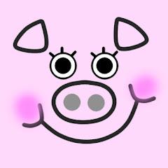 Piggy Fun Art