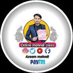 Azeem mehandi Class