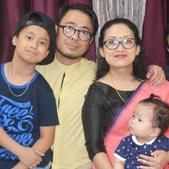 Prasant n family