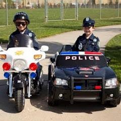 Sidewalk Cops