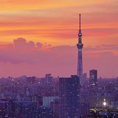 TokyoCityscape 東京の街並み