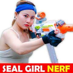 SEAL Girl Nerf War