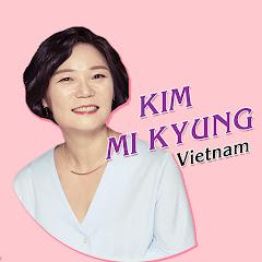 Kim Mi Kyung Vietnam Official