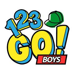 123 GO! BOYS Arabic