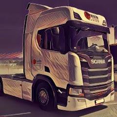 Recorriendo Europa En camión