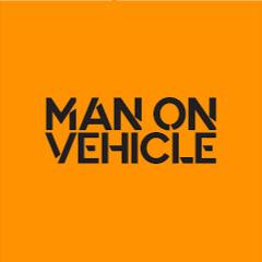Man On Vehicle