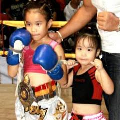 REMINA&RIINA Muay Thai Kids เรมินะ รีนะ