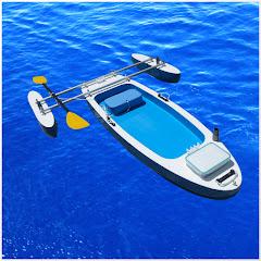友航釣魚浮艇