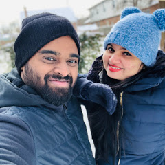 Canadian mallu Couple